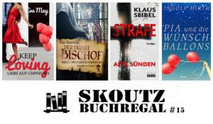 Tatort-Buchregal 15