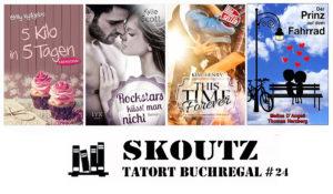 Tatort Buchregal 24