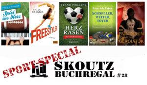 Tatort-Buchregal 28