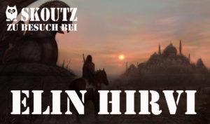 Banner Elin Hirvi