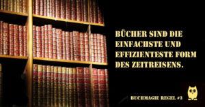 Skoutz-Buchspruch #8 Zeitreise