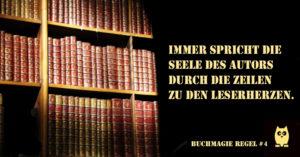 Skoutz-Buchspruch #9 Seelenfragment