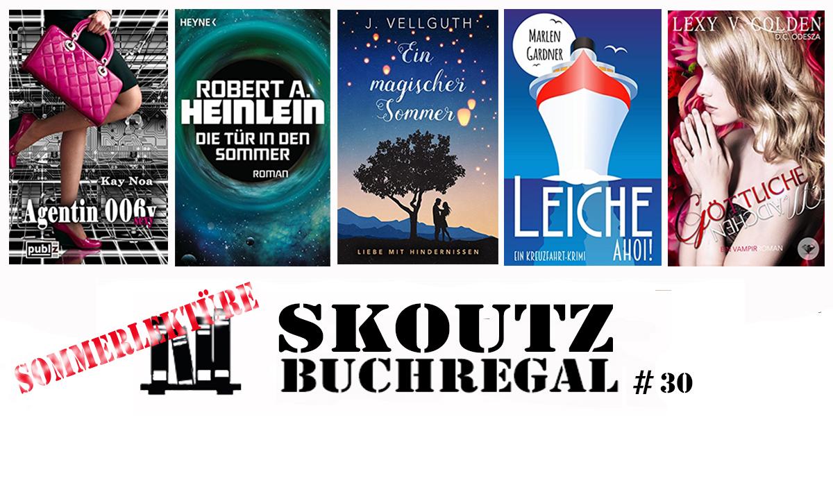 Skoutz-Buchregal #30