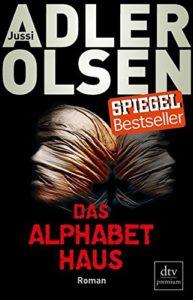 Das Alphabethaus Jussi Adler-Olsen