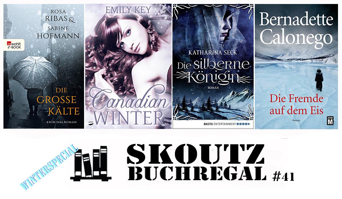 Skoutz-Buchregal #41