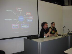Der Workshop von Bernhard Hennen und Bernd Robker auf der RPC 2017