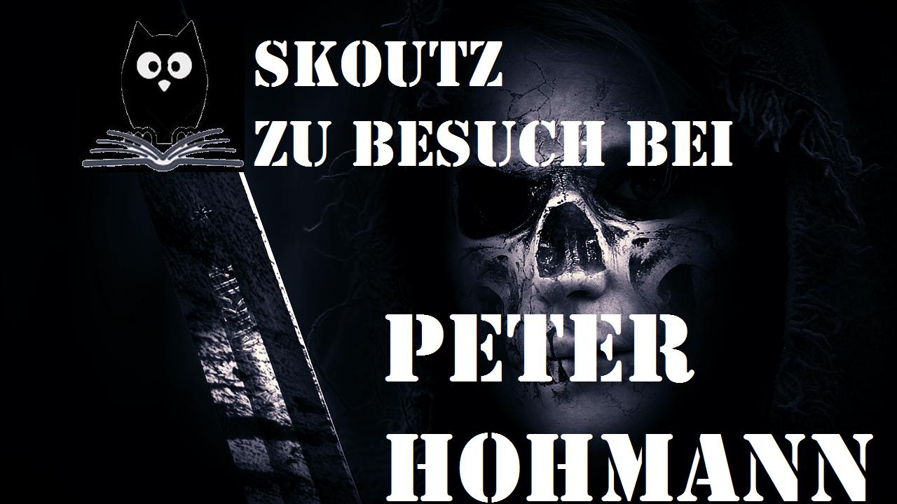Zu Besuch bei Peter Hohmann