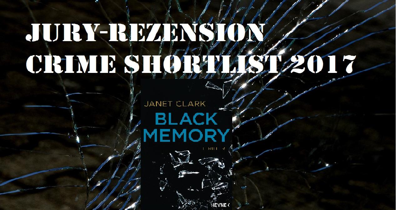 Black Memory Janet Clark