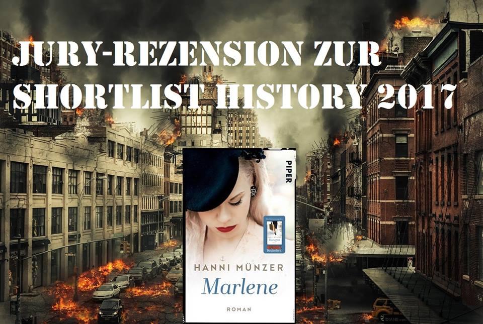 Shortlist History Marlene Von Hanni Münzer Skoutz