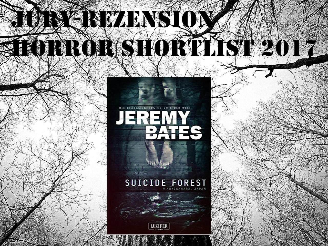 Suicide Forest Jeremy Bates