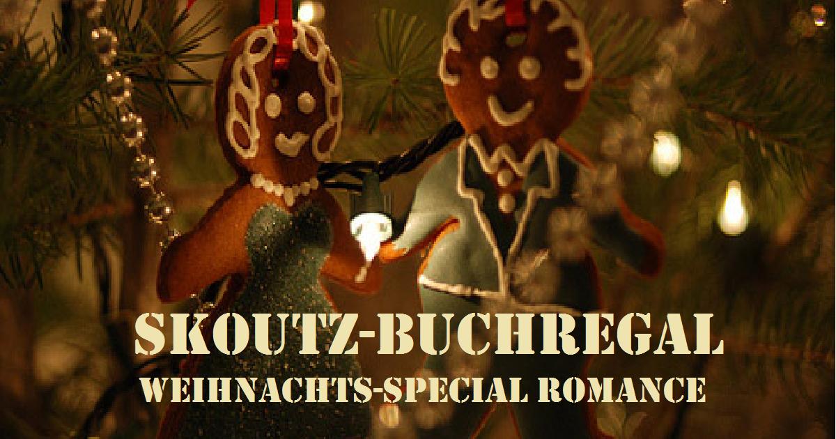 Skoutz-Buchregal # 60 - Romantische Weihnachtsbücher - Skoutz
