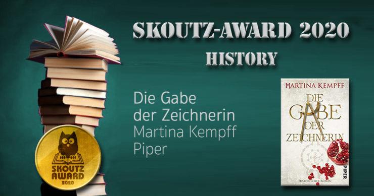 Gabe der Zeichnerin - History-Skoutz 2020