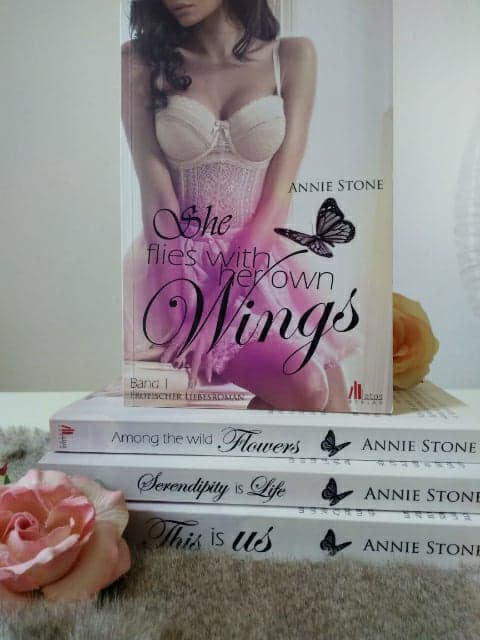Annie Stone - She flies with her own wings
