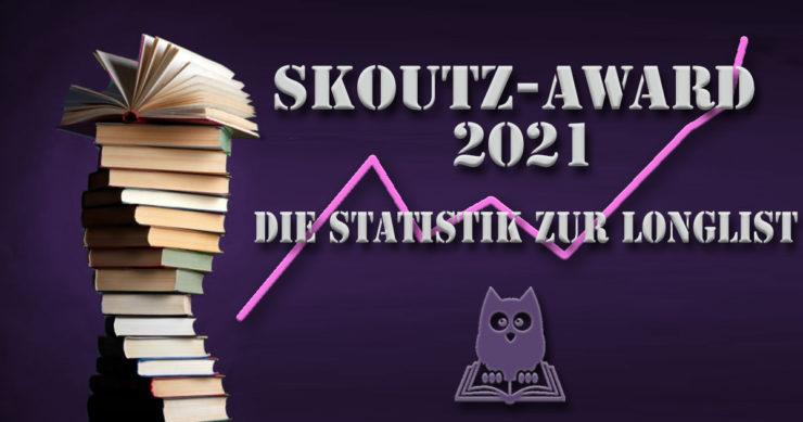 Statistik zur Longlist 2021