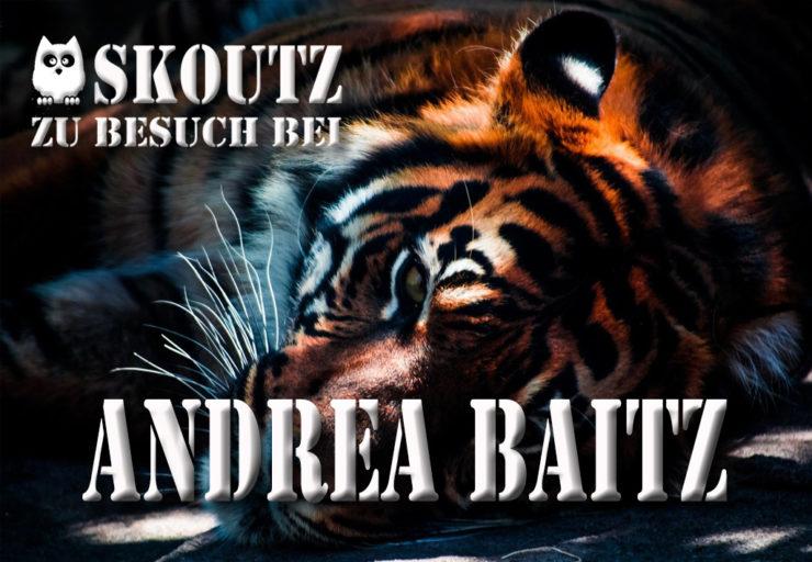 Interview Andrea Baitz Coverdesign