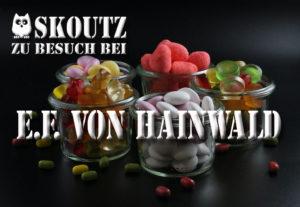 Banner E.F. von Hainwald