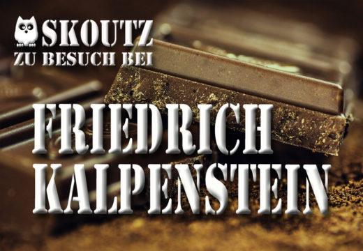 Interview Friedrich Kalpenstein