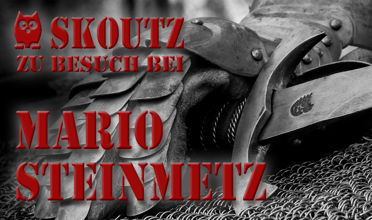 Banner Mario H. Steinmetz