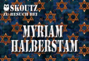 Banner Myriam Halberstam