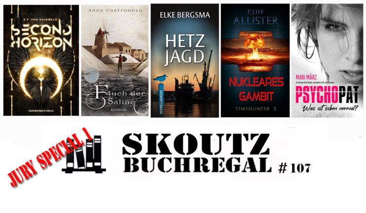 Skoutz-Buchregal #107