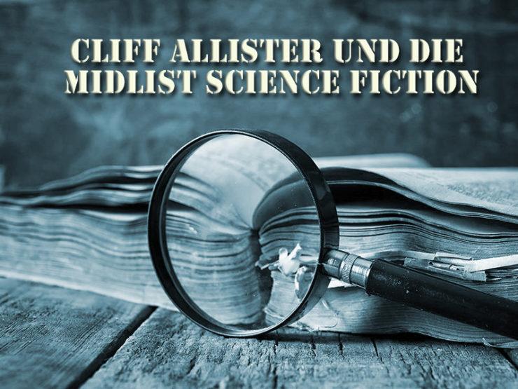 Midlist Science Fiction 2020 Cliff Allister