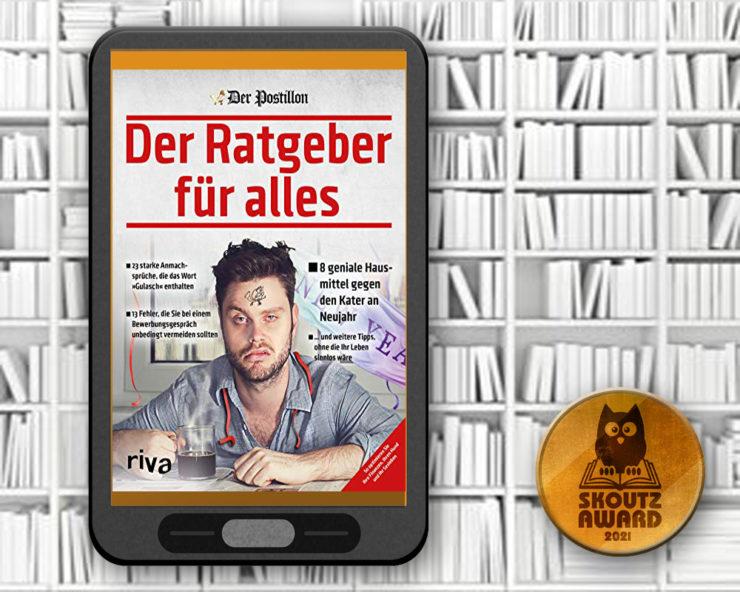 Der Ratgeber für alles - Stefan Sichermann - MLHUM2021