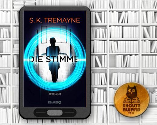 Die Stimme - S.K. Tremayne - MLHOR2021