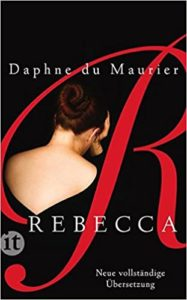 Cover Rebecca Daphne du Maurier