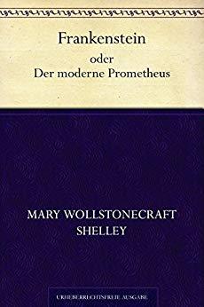 Frankenstein Mary Shelley Skoutz-Classics 2