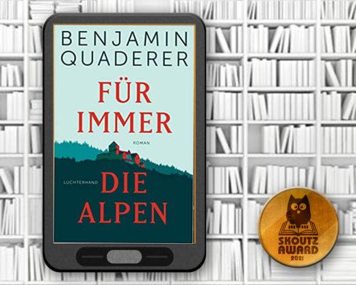 Für immer die Alpen - Benjamin Quaderer - MLCON21