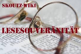 Lesesouveränität (Skoutz-Wiki)