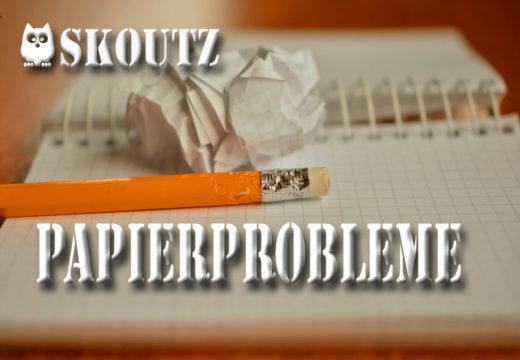 Papier Probleme