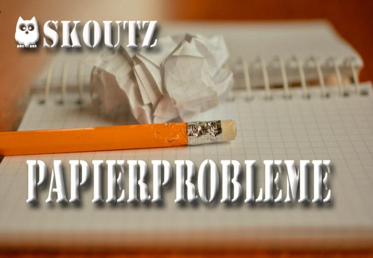 Interview Papier Probleme