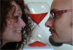 Oliver Uschmann und Sylvia Witt