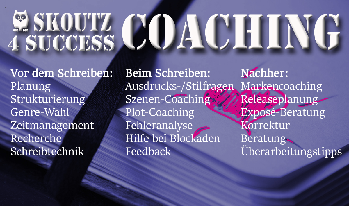 S4S - Pre-Publishing - Coaching