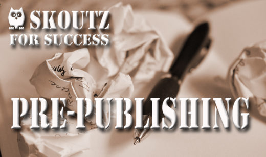 Pre-Publishing Services
