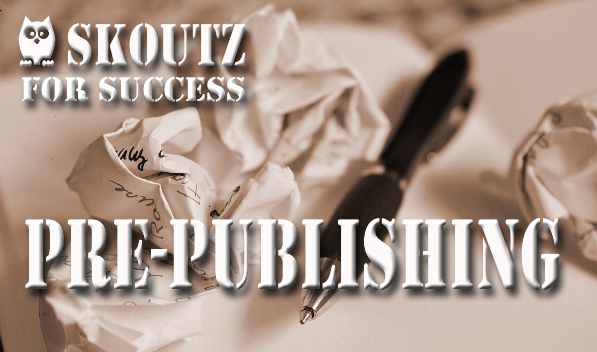 Pre-Publishing Services