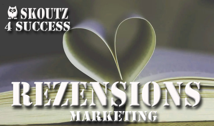 S4S Publishing Rezensionsmarketing