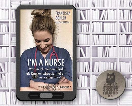 I'm a Nurse - Shortlist Contemporary 2021 Skoutz-Award