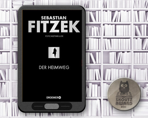 Der Heimweg - Shortlist Crime 2021 Skoutz-Award