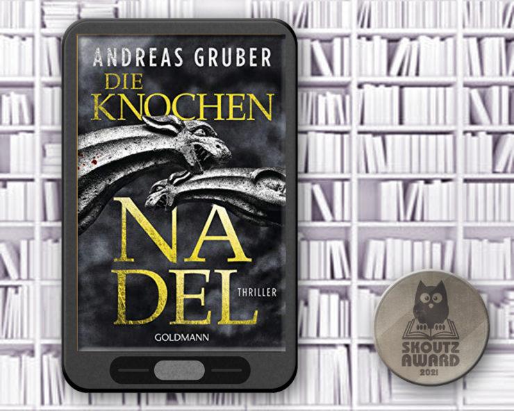 Die Knochennadel - Shortlist Crime 2021 - Skoutz-Award