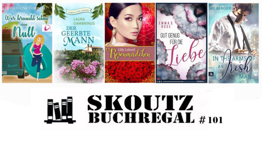 Skoutz-Buchregal #101
