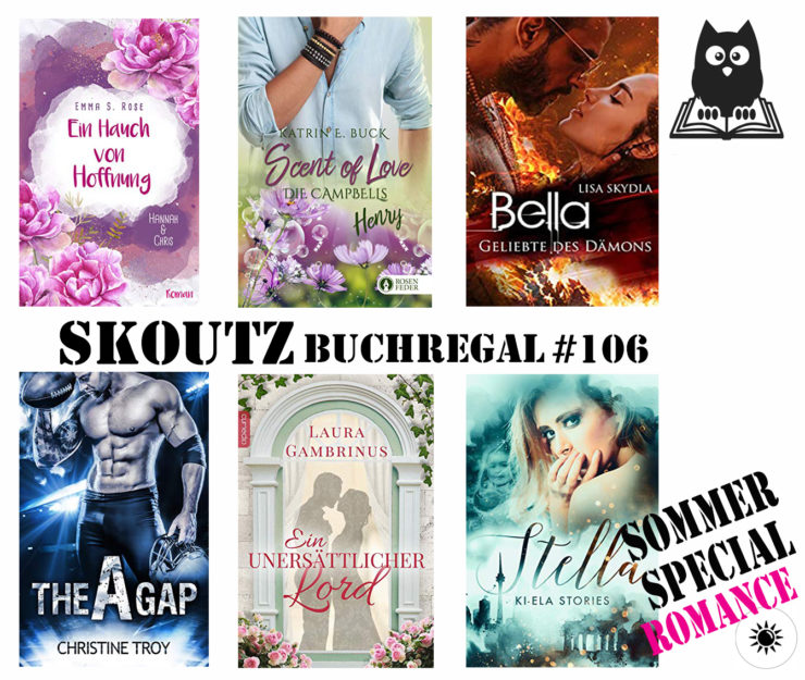 Skoutz-Buchregal 106