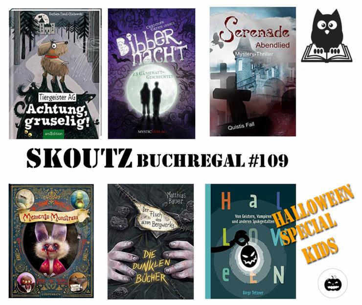 Skoutz-Buchregal Nr 109