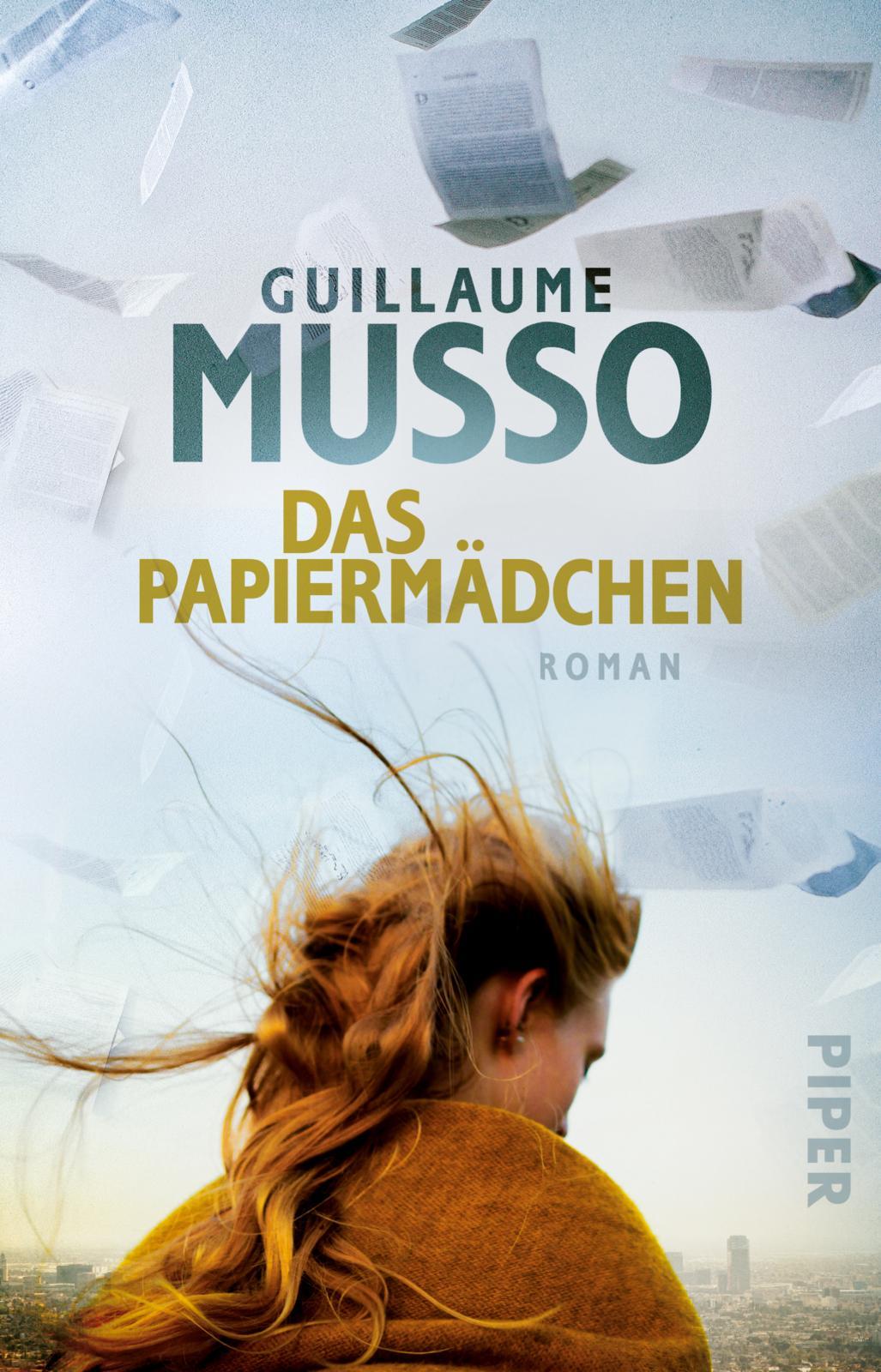 Das Papiermädchen von Guillaume Musso